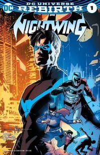 Nightwing 2016 1