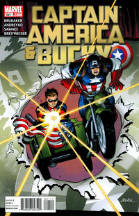Captain America and Bucky 621