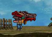 Commando 2 holding the Dragon Destructor
