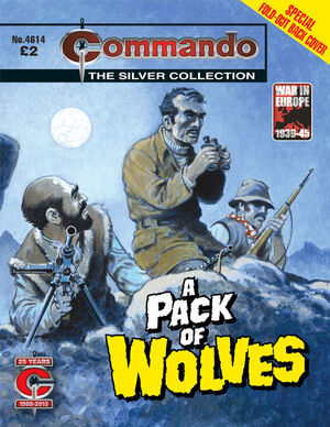 4614 pack of wolves