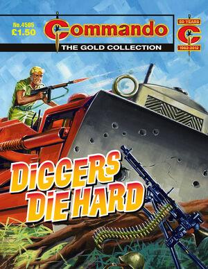 Diggers Die Hard