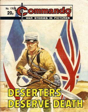 1767 deserters deserve death