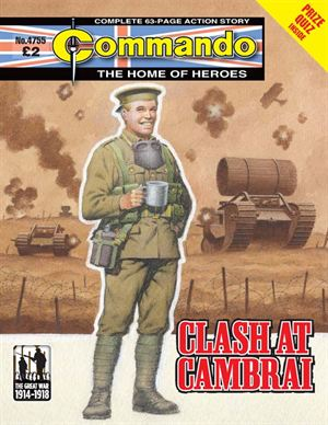 4755 clash at cambrai