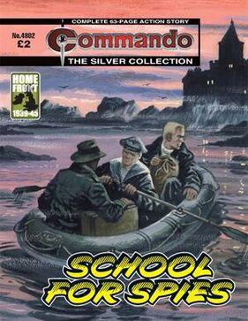 4802 school for spies