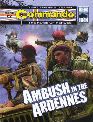 4763 ambush in the ardennes