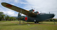 Kawanishi H8K2 (Emily) flying boat