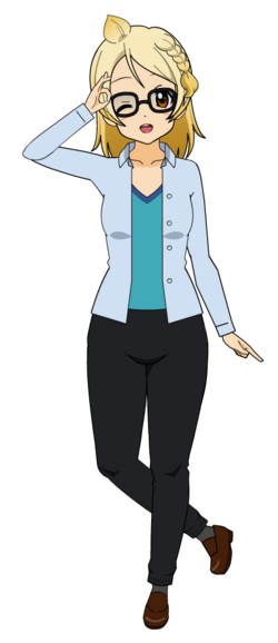 Yumi Ajizaka - 鯵坂蝓媄