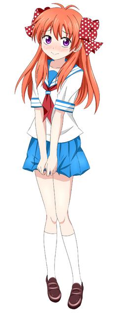 Chiyo Sakura - 佐倉千代