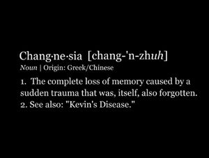 4X7 Changnesia defined