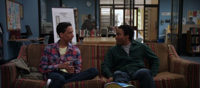 File:Troy and Abed writing a scrip.jpg
