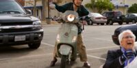 Chang's moped
