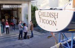 Childish Tycoon back end