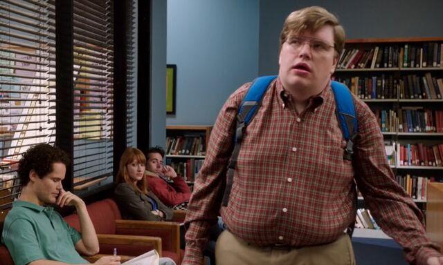 File:S04E04-Garrett cant get in study room.jpg