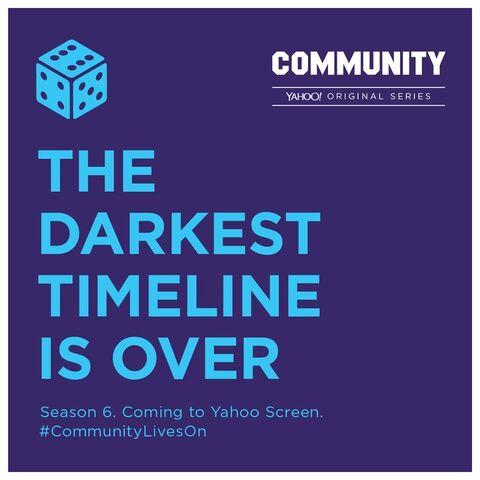 File:Darkest Timeline is over poster.jpg