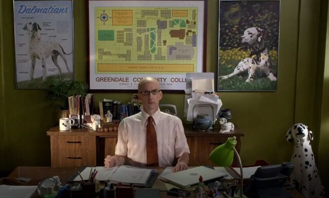File:S06E04-Dean Pelton in office.jpg