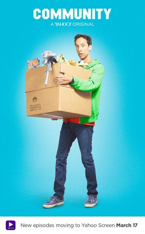 File:Community Season Six Abed Nadir promotional poster.jpg