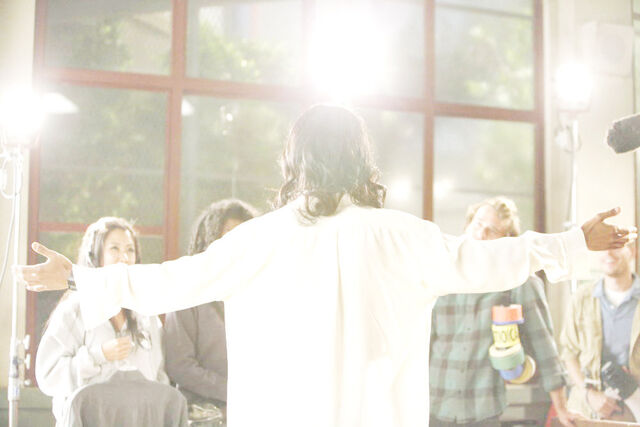 File:2x5 Promotional photo Abed as Jesus 5.jpg