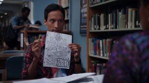 2X5 Abed's meta plan