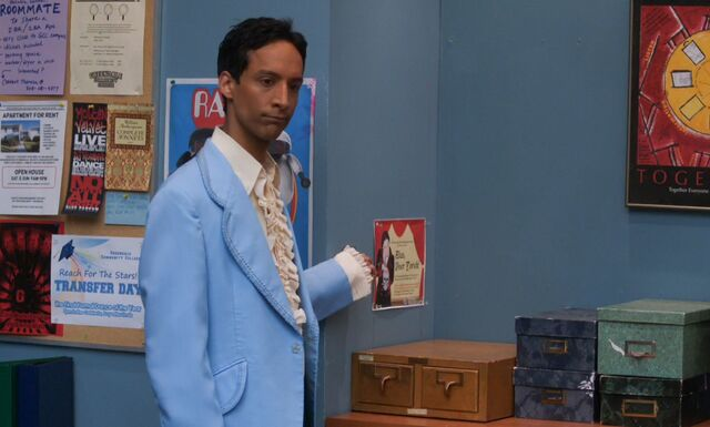 Abed Fish in a barrel