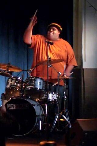 File:No Worries drummer.jpg