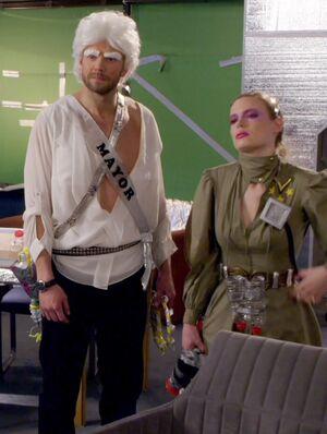 Jeff and Britta Season Six