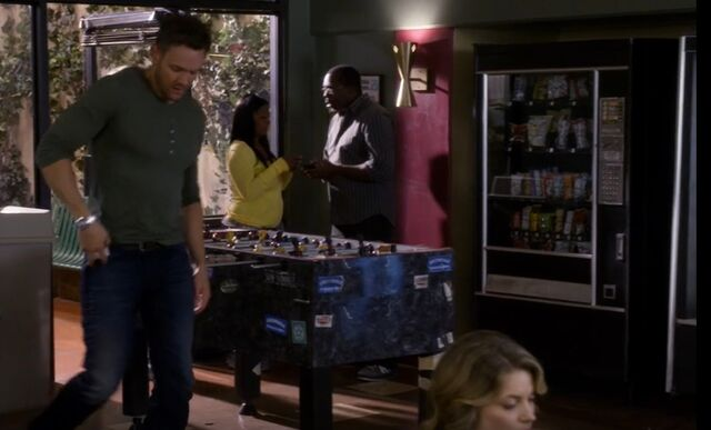 File:S05E08-Jeff and foosball table.jpg