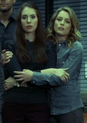 Britta and Annie in Season Five