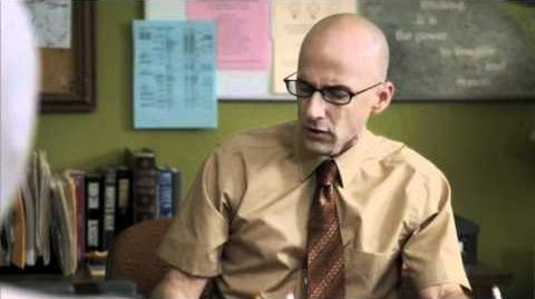 Dean Pelton's Office Hours - Pamphlet Serious