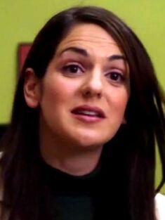 Nicole close up