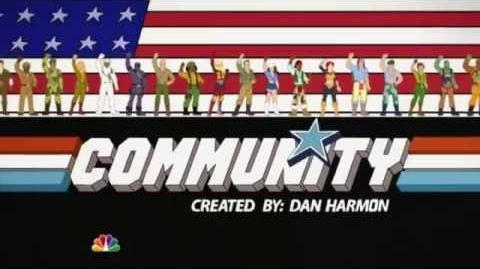 Community Gi Joe opening song