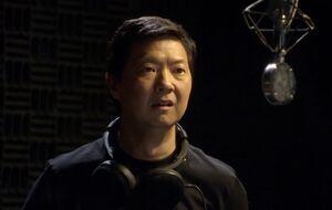 S06E08-Chang recording booth