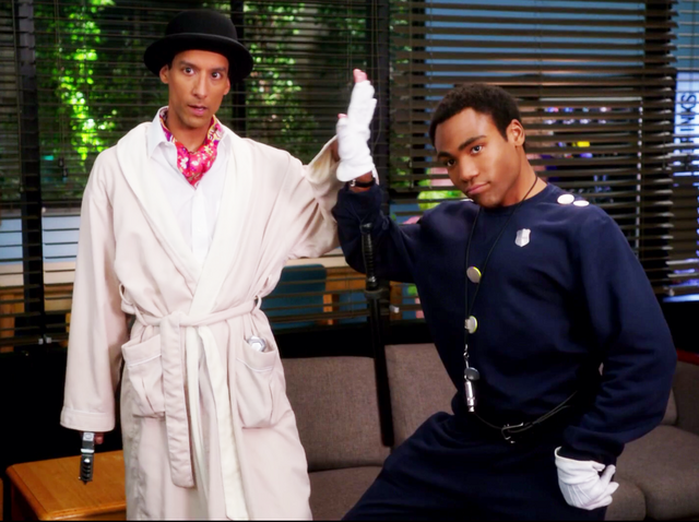File:HFISSS Troy and Abed doing cosplay.png