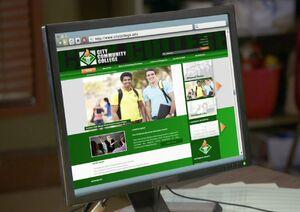 City College website