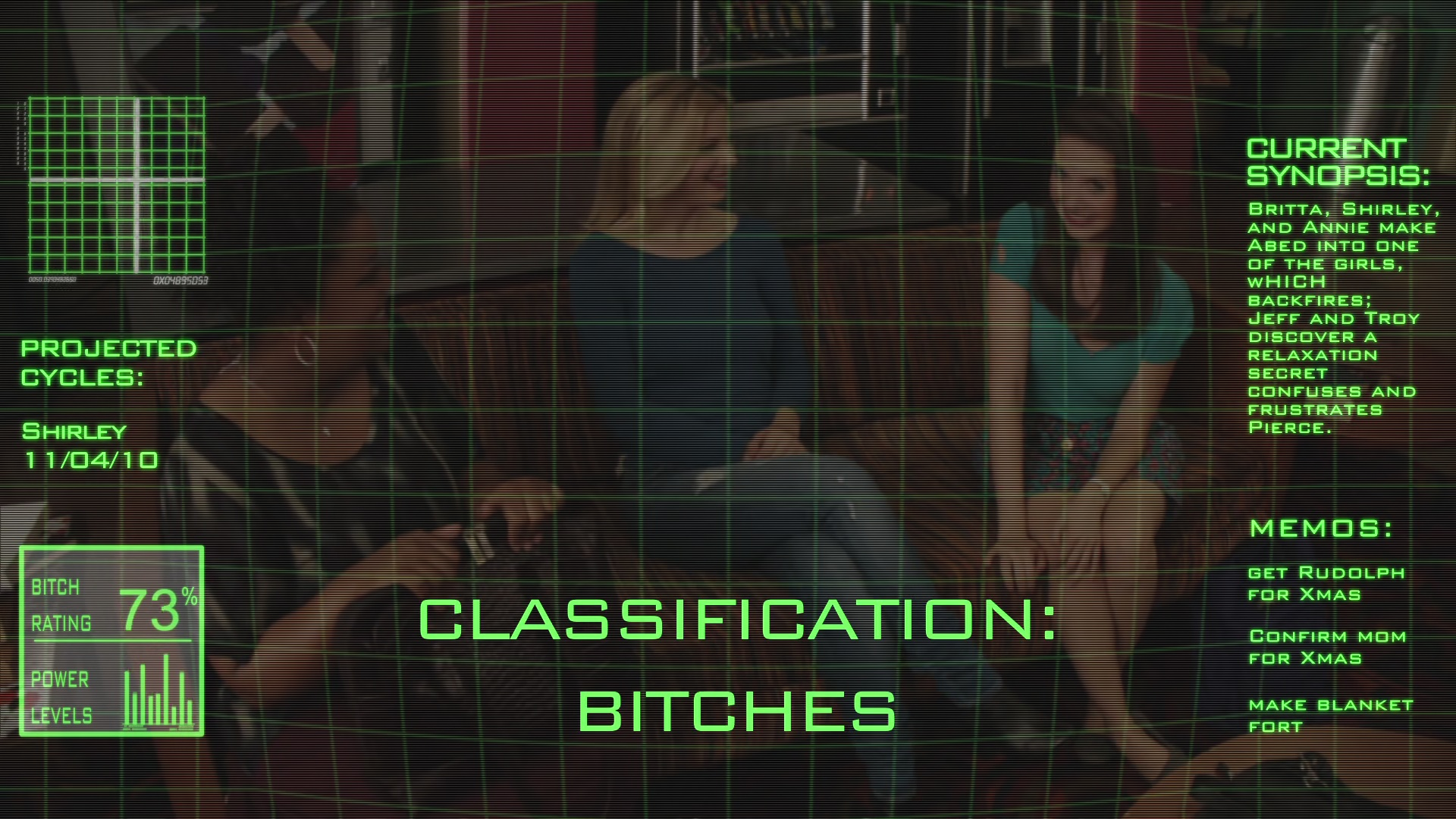 File:2x07-Shirley Britta Annie HUD bitches.jpg