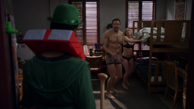 File:POHM Abed finds Jeff and Britta post coital in his dorm room.png
