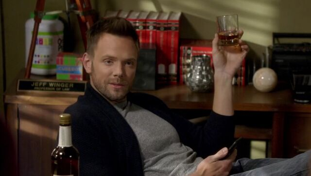 File:S06E07-Jeff drinking and texting.jpg