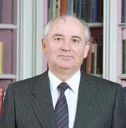 Mikhail Gorbachev 1987