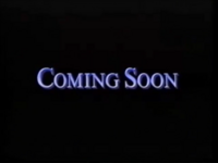 Disney Coming Soon 1994 Bumper