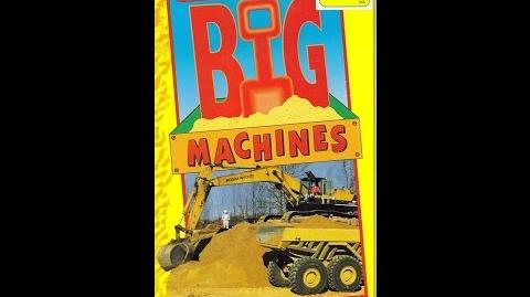 Opening To Big Machines 1994 VHS