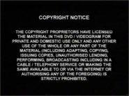 COPYRIGHT NOTICE ALTERNATIVE VARIANT