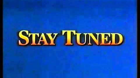 Stay Tuned Disney (1994)