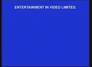 Entertainment In Video Warning Scroll (1999, DVD) (2)