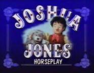 Joshua Jones Horseplay