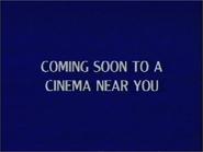 Coming Soon to a cinema Near You Disney 1993 ID