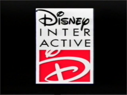 DISNEY INTERACTIVE 1996 ID