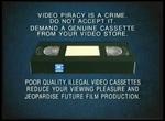 20th Century Fox Home Entertainment Anti-Piracy Warning (2001-2002) -1