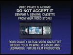 Warner Home Video Anti-Piracy Warning (1994-2002)