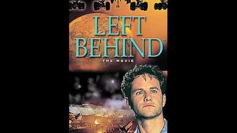 Opening To Left Behind-The Movie 2000 VHS