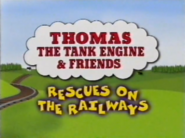 Rescues on the Railways
