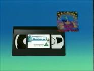 Disney Video Piracy Warning (2002) Different Hologram